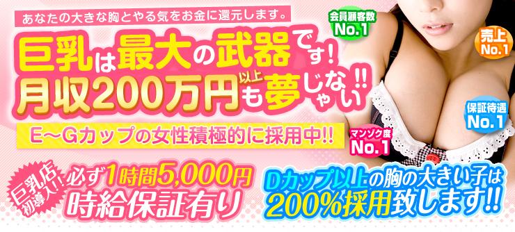 巨乳は最大の武器です!月収100万円も夢じゃない!